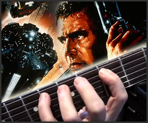 Blade Runner: Effects Pedal Cover