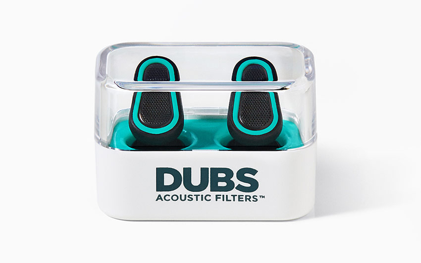 how to use dubs ear plugs