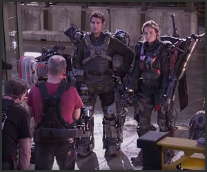 Edge of Tomorrow B-Roll