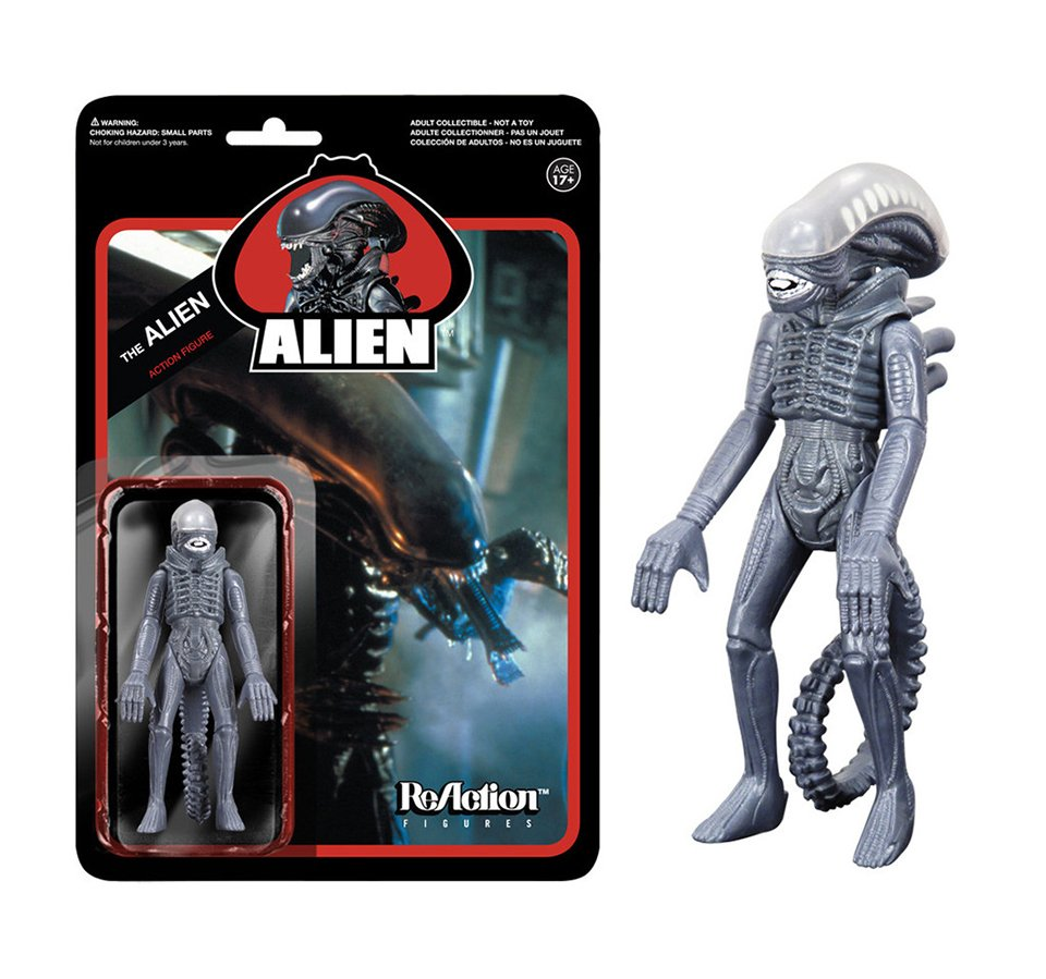 Funko Super 7 Alien Figures