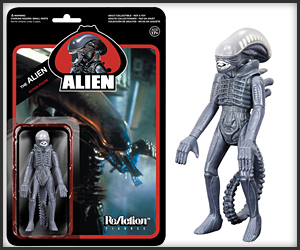 Funko Super 7 ReAction Alien Figures