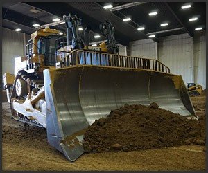 Remote-Controlled Bulldozer