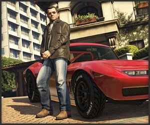 GTA V for PS4, Xbox One & PC