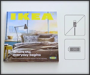 IKEA: The Power of a Bookbook