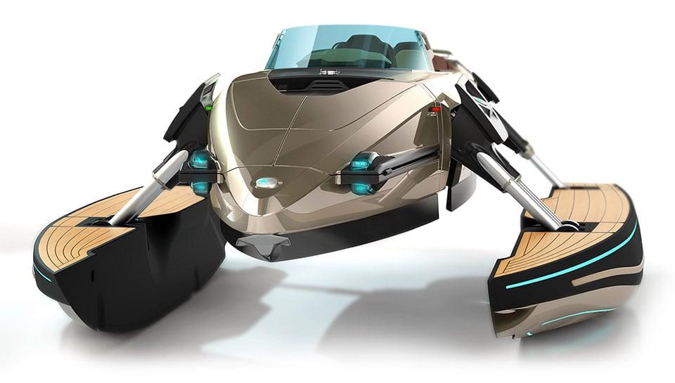 Kormaran Boat Concept