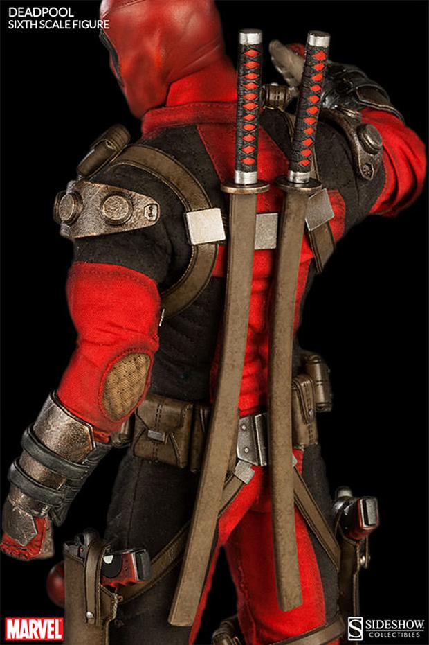 Marvel Sixth Scale Deadpool