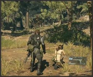 MGS V: Phantom Pain (Gameplay 2)