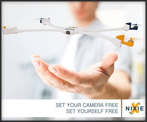 Nixie Wearable Drone Camera