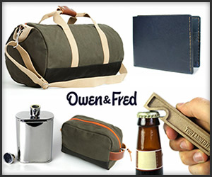 Owen & Fred Awesome Giveaway