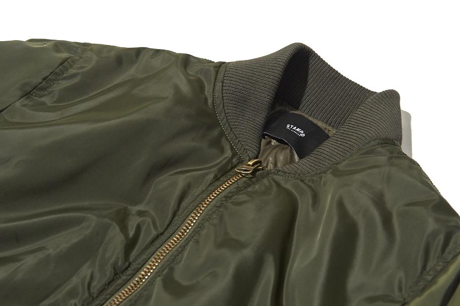 Stampd LA Strapped Bomber Jacket