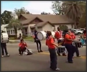 Ultimate Marching Band Fails
