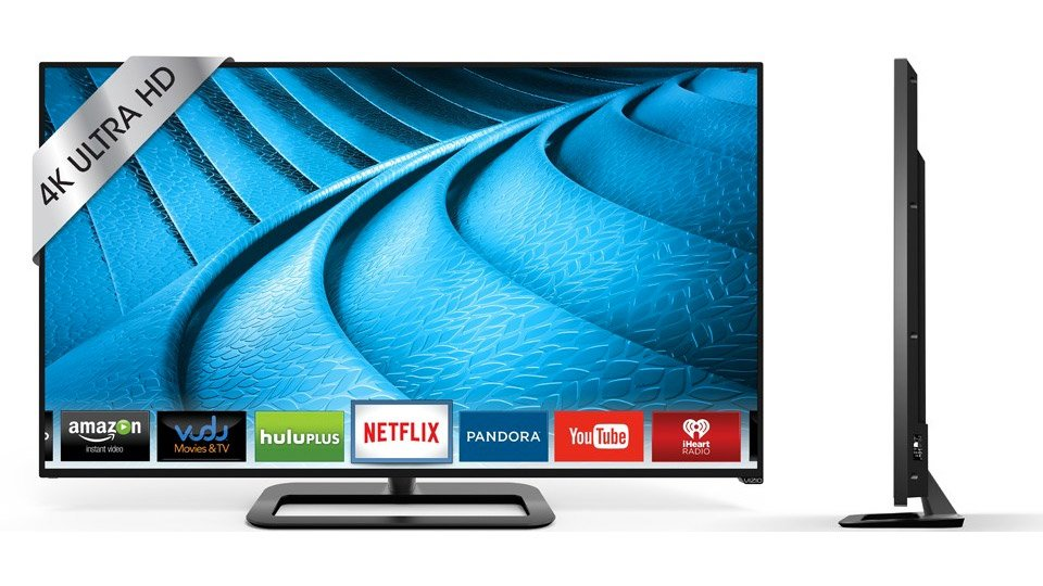 Vizio P-Series 4K UHD TVs