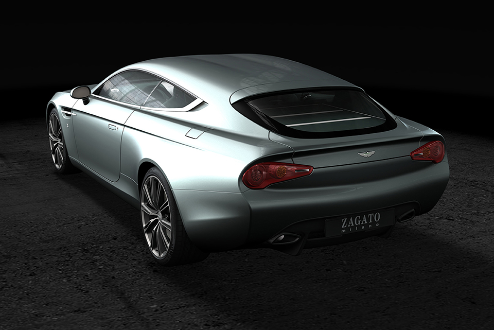 Zagato Aston Martin Virage S.B.