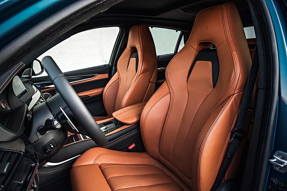 2015 BMW X5 M & X6 M