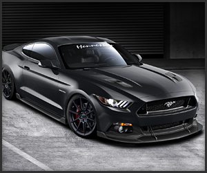 2015 Hennessey Mustang GT