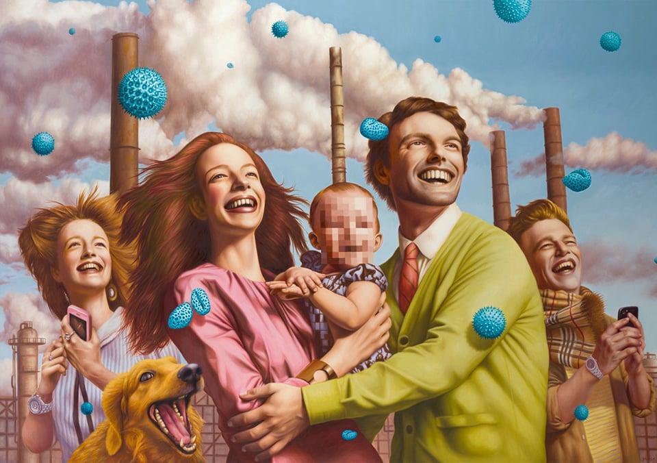 Alex Gross: Future Tense