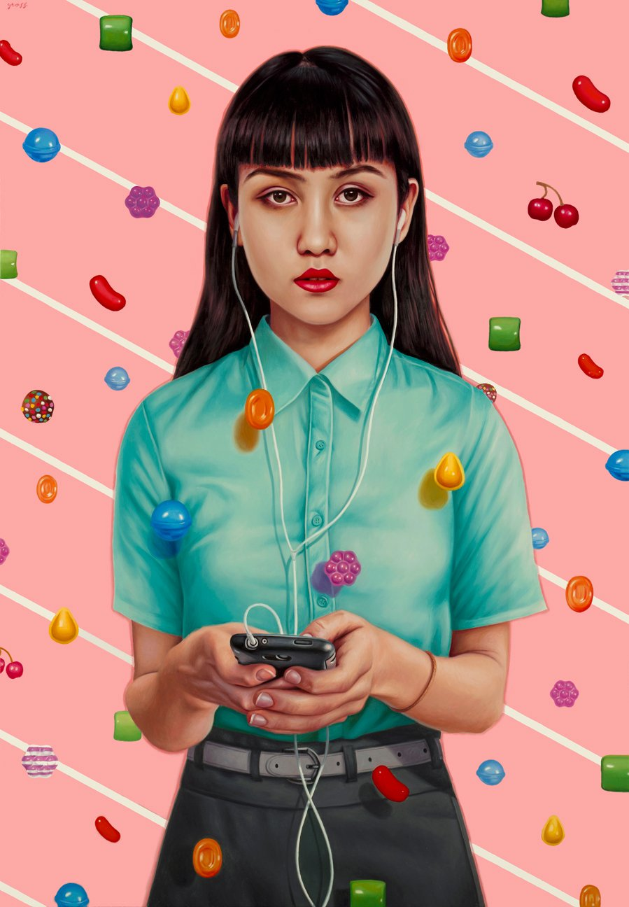 Alex Gross: Future Tense