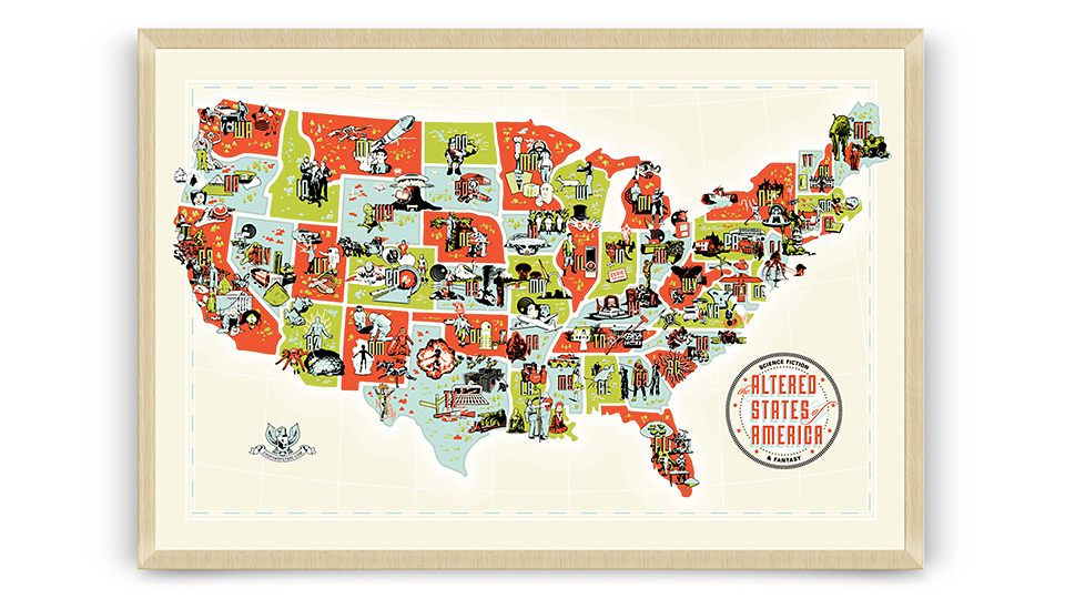 Altered States of America