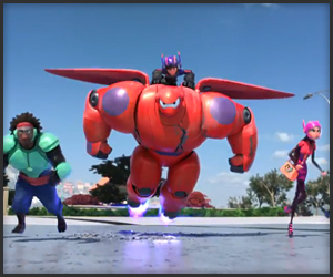 Big Hero 6 (Trailer 3)