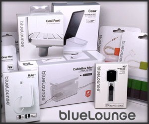Giveaway: BlueLounge Prize Pack
