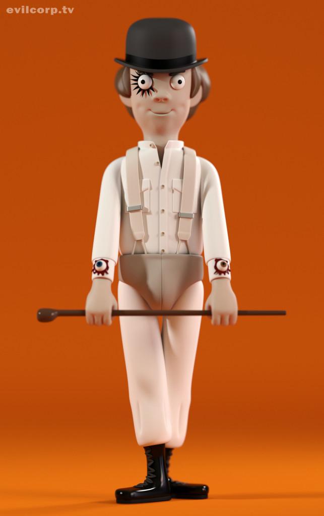 Evil Vinyl Figure Concepts