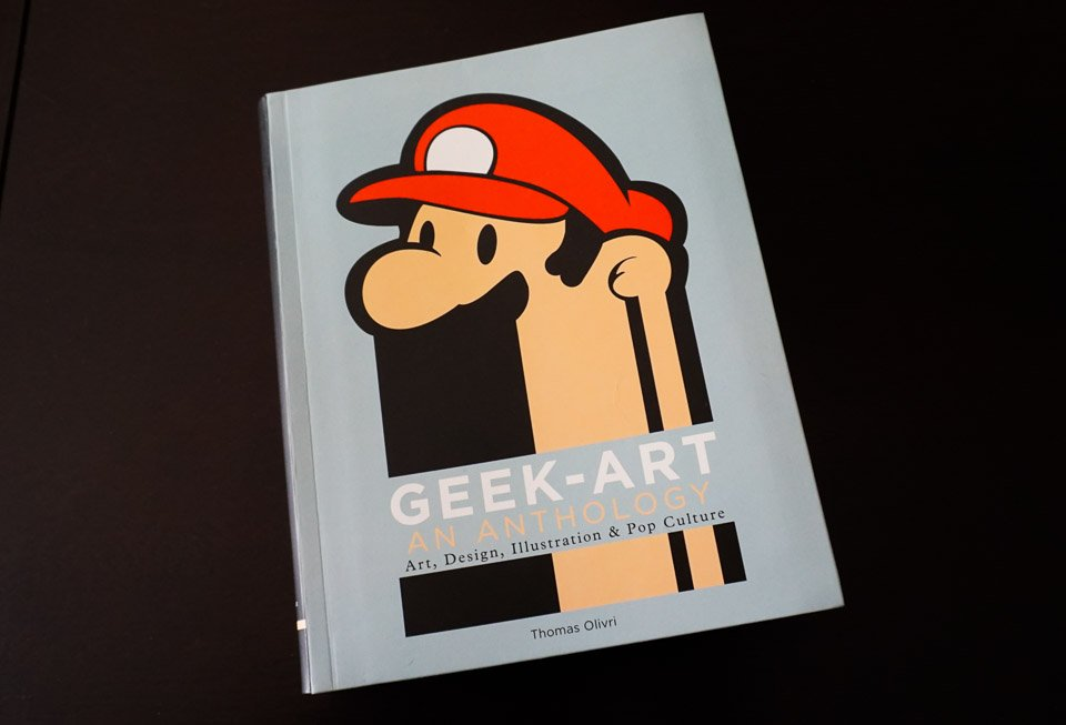Geek Art: An Anthology