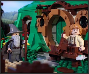 The Hobbit in 72 Seconds
