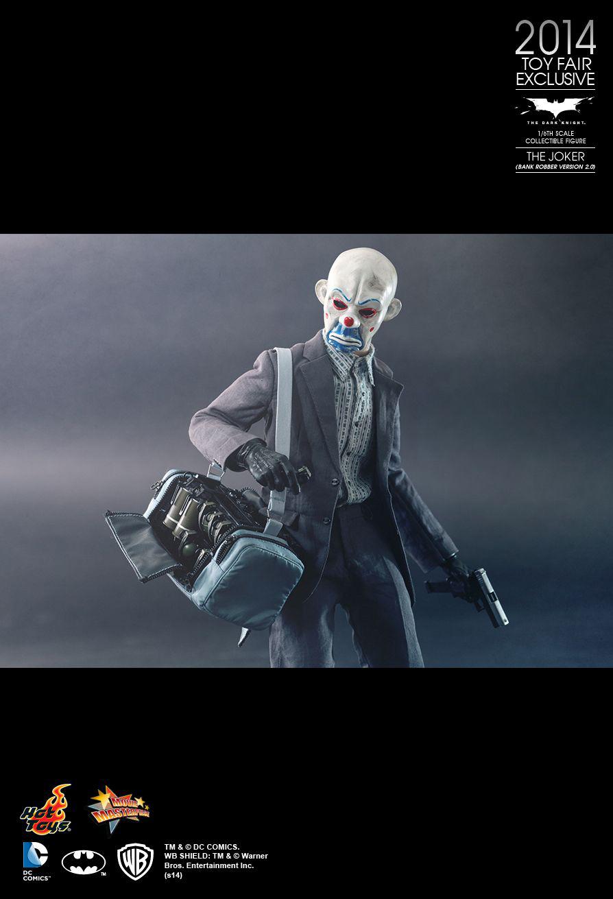 Joker Bank Robber 2.0 Giveaway