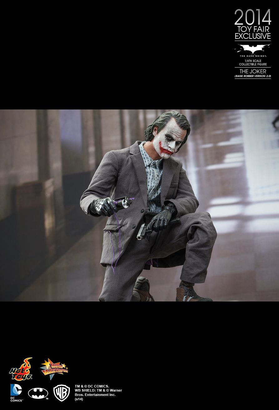 Joker Bank Robber 2.0 Giveaway