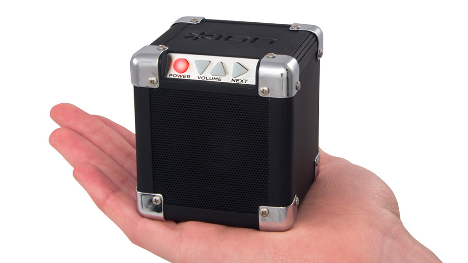 Rock Block Speaker