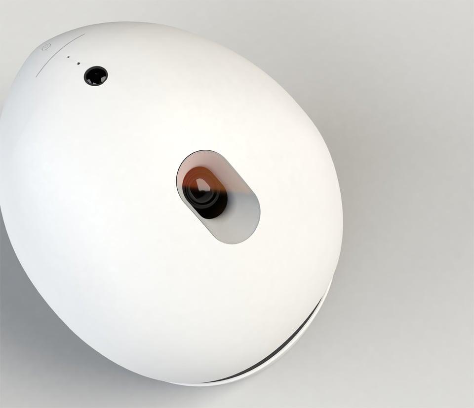 Keecker Projector & Webcam