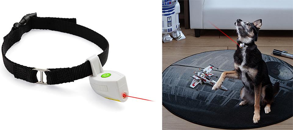 Laser Collar Toy