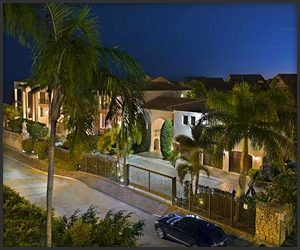 LeBron James' Miami House