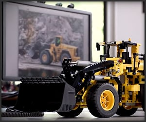 LEGO Technic x Volvo: Making of