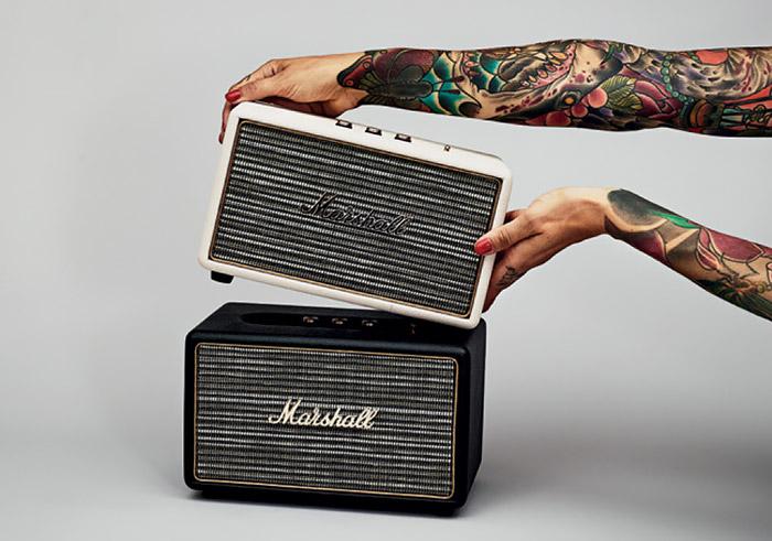 Marshall Acton Speaker