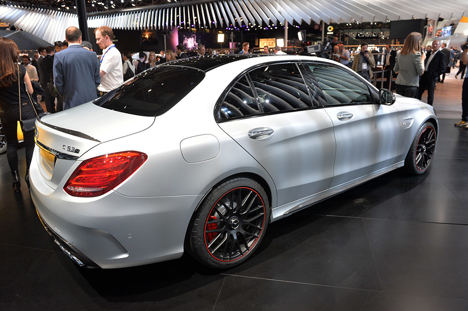2016 mercedes amg c63 the awesomer