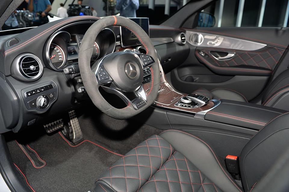 2016 Mercedes-AMG C63