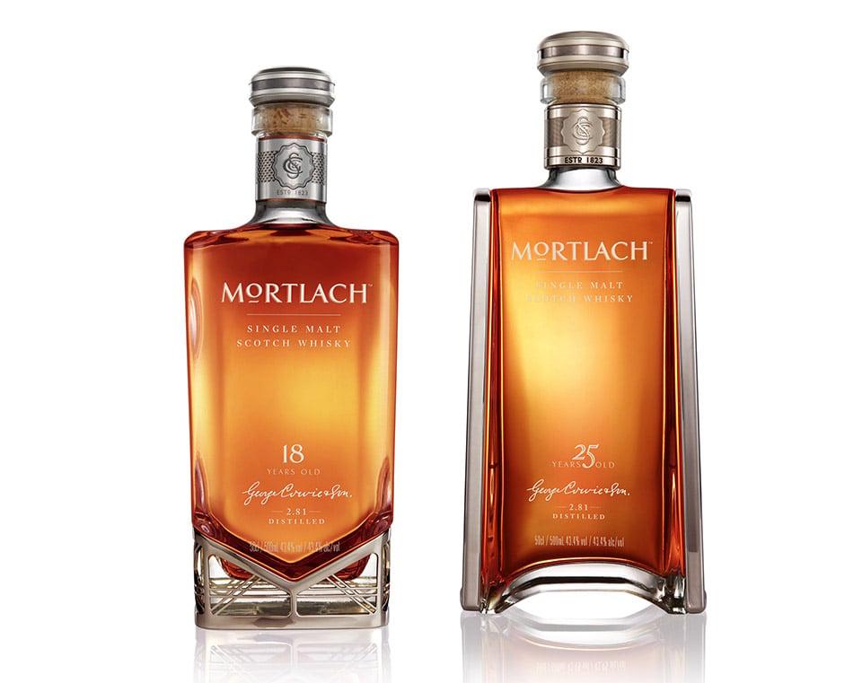 Mortlach 18yr & 25yr Scotch