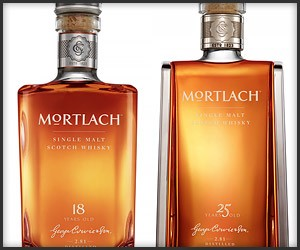 Mortlach 18yr & 25yr Scotch