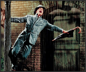 Not Singin' in the Rain