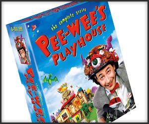 Pee-Wee's Playhouse (Blu-ray)