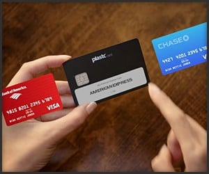 Plastc Electronic Payment Card