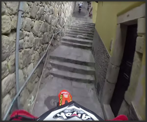 Portugal Motorcycle POV