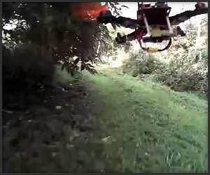 FPV Quadcopter Racing