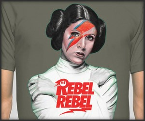 Rebel Rebel T-Shirt