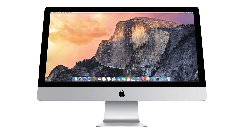 Apple iMac with Retina Display
