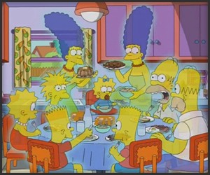The Simpsons Multiverse