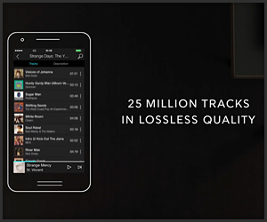 Tidal Lossless Music Streaming