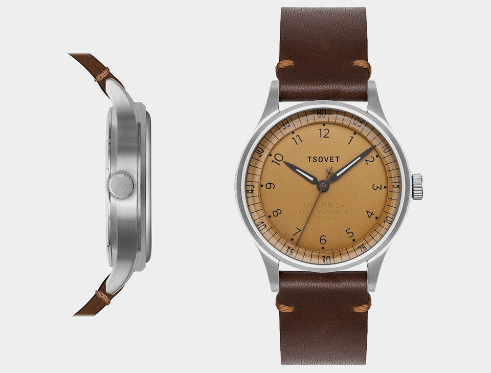 Tsovet JPT-PW36 Watch