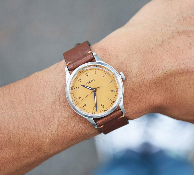 Tsovet JPT-PW36 Watch
